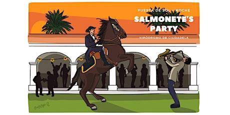 Salmonete's Party entradas