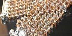 Swarovski Crystal-Cuff  Bracelet- Jewelry Class