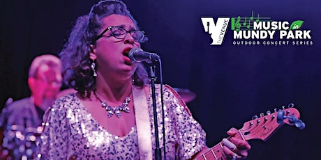 IVY FORD - Music in Mundy Park Outdoor Concert tickets