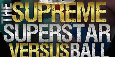 The Supreme Superstar Ball tickets