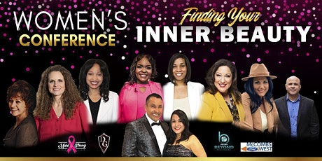 Finding Your Inner Beauty Women's Conference 2021 tickets