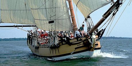 Schooner SULTANA Downrigging Weekend Sails*, Oct 29-31, 2021 tickets