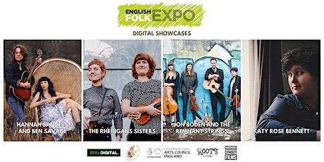 EFEx Digital Showcases: July Session tickets
