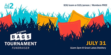 5th Annual Bags Tournament tickets