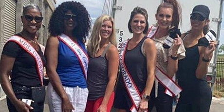2022 Mrs. Colorado Pageant Kick Off Banner Party tickets