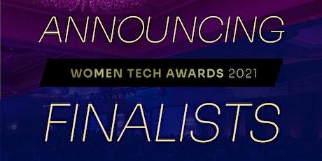 14th Annual Women Tech Awards tickets