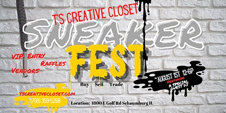 Sneaker Fest tickets