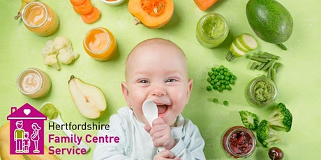 Introduction to Solid Foods ZOOM (1st October 2021) tickets