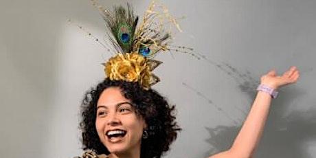 Make a Fascinator Style Headdress tickets