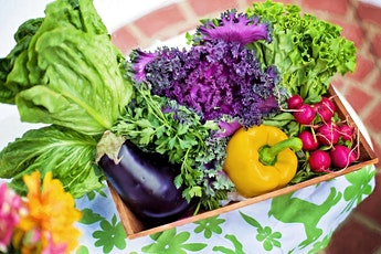 Fall Vegetable Gardening tickets