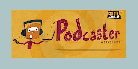 Make your own Radio Show (9-12 year olds) biglietti