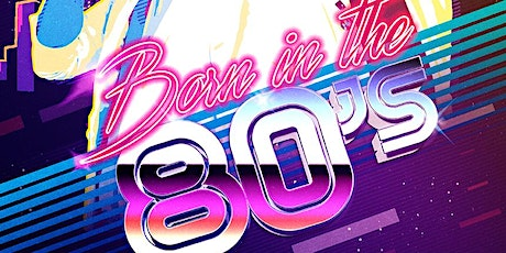 Born in the 80's Throwback Christmas Party tickets