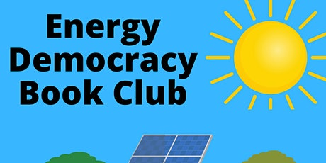 Energy Democracy Book Club tickets