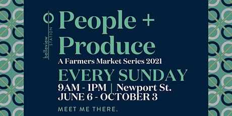 People + Produce at Belleview Station: Bottomless Mimosas tickets