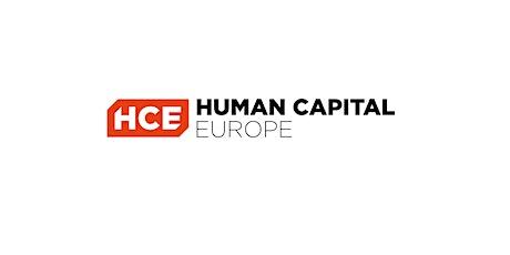 Human Capital Europe 2021 billets