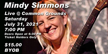 Mindy Simmons Live tickets
