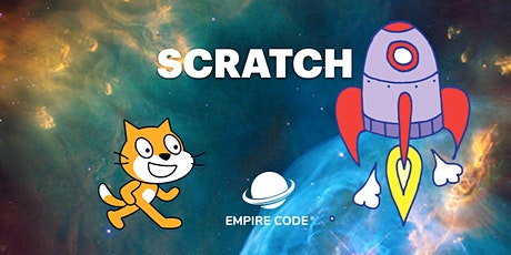 NASA Scratch Coding Camp For Ages 8 to 12 tickets