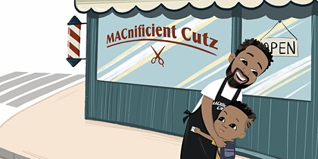 BOOK LAUNCH- Uncle Mac's Barbershop- A Lesson About Bullying tickets