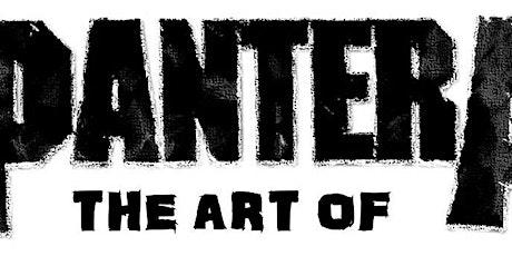 THE ART OF PANTERA/NL @RAGNAROK LIVE CLUB ,B-3960 BREE tickets