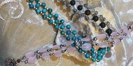 Cross Weave Bracelet - Jewelry Class tickets
