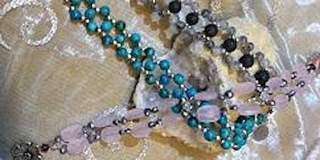 Cross Weave Bracelet - Jewelry Class tickets