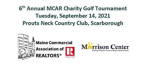 6th Annual MCAR Charity Golf Tournament tickets