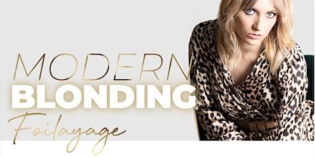 Modern Blonding: Foilayage | Lafayette, IN tickets