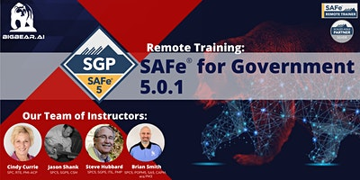 SAFe® for Government 5.0.1  – Remote