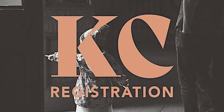 KID Central Registration tickets