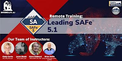 Leading SAFe® 5.1  – Remote