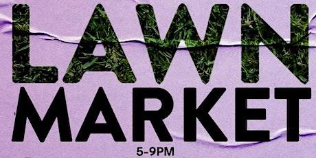 Newark First Fridays Lawn Market & Artwalk tickets