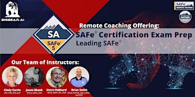 Leading SAFe® – Certified SAFe® Agilist (SA) Certification Exam Prep Course
