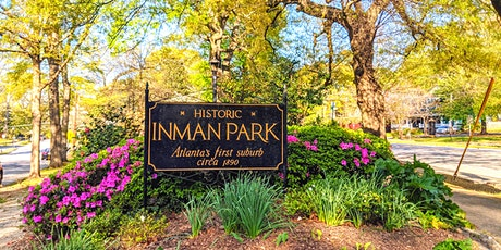Atlanta's First Planned Suburb: A Walking Tour of Inman Park tickets