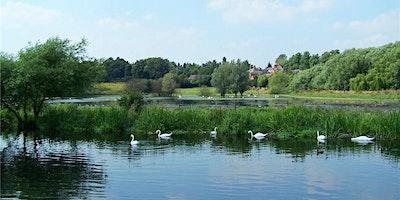 Group Walk in Watermead Park