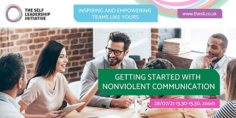 Getting Started with Non-Violent Communication tickets