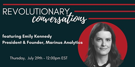 1776 Presents: Revolutionary Conversations Featuring Emily Kennedy tickets