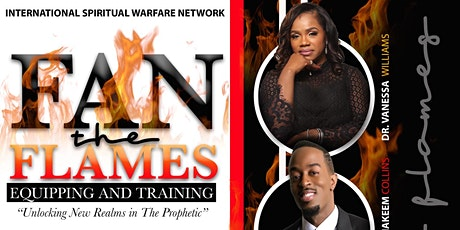 Fan The Flames Equipping & Training tickets