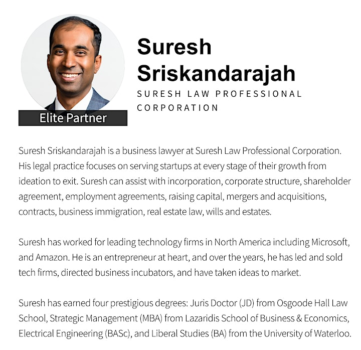 Legal Masterclass - Maintaining Corporate Records (Suresh Law) image