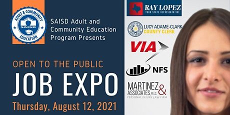 JOB EXPO (serving San Antonio, Bexar County and surrounding areas) tickets