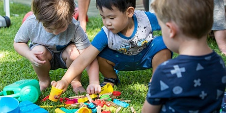 Tuesday Outdoor Playgroup tickets