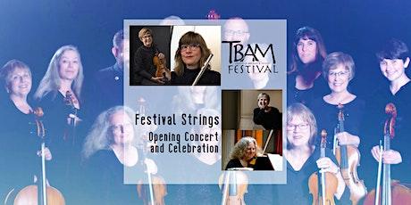 TBAM 2021 - Festival Strings tickets