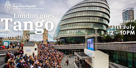LONDON GOES TANGO 7TH EDITION tickets