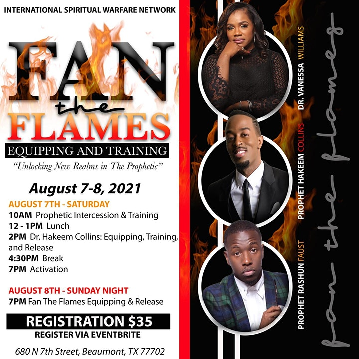 Fan The Flames Equipping & Training image