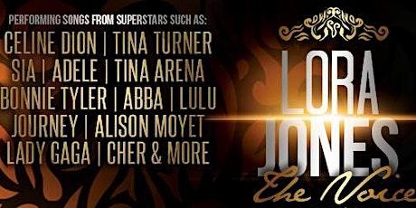Lora Jones - Superstar Party Night tickets