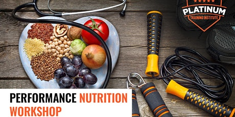 Performance Nutrition Workshop tickets