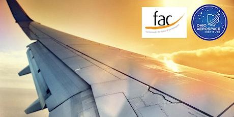 The Ohio Aerospace Institute and FAC Unite to Discuss Aerospace Updates tickets