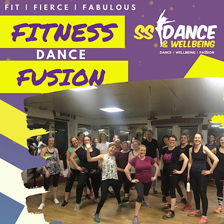 Fitness 'DANCE' Fusion image
