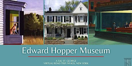 The Edward Hopper Museum: Virtual Road Trip tickets