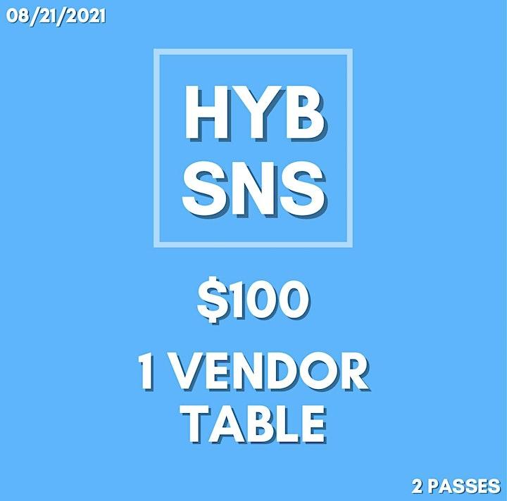 Hybrid Sneakers n' Streetwear (HybridSNS) image
