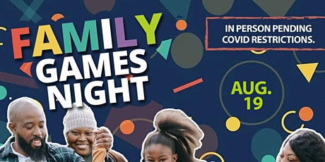 Table Talk Family Games Night tickets